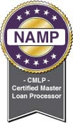 CERTIFICATION: Certified Master Loan Processor (CMLP)